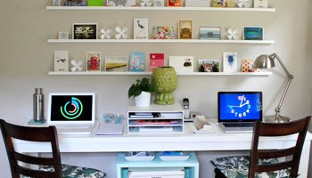 A Home Office That Doubles As A Guest Room | Young House Love
