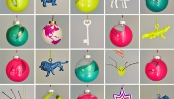 How To Make 38 Simple Cheap Homemade Christmas Ornaments
