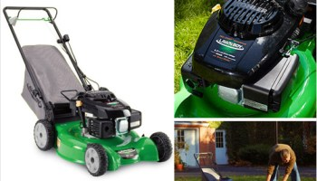 Lawn Mower Fix: Cleaning An Oil-Clogged Air Filter | Young