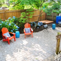 Growing Grass & Building A Patio, Pergola, And Deck