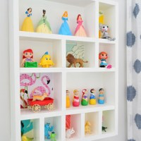 How To Make A Fun Figurine Cubby