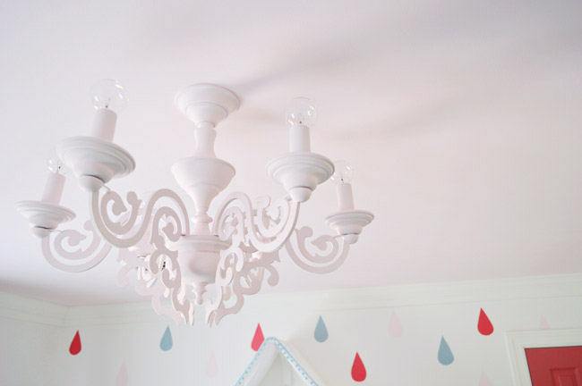 Beautiful Updating An Old Dining Room Chandelier