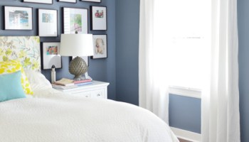 Adding Hemming Breezy Bedroom Curtains
