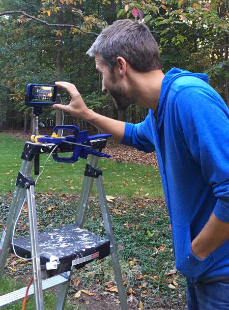 LandscapeLights-Filming-Set-Up