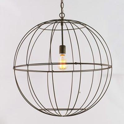 Wire Globe Lantern (7 colors!)