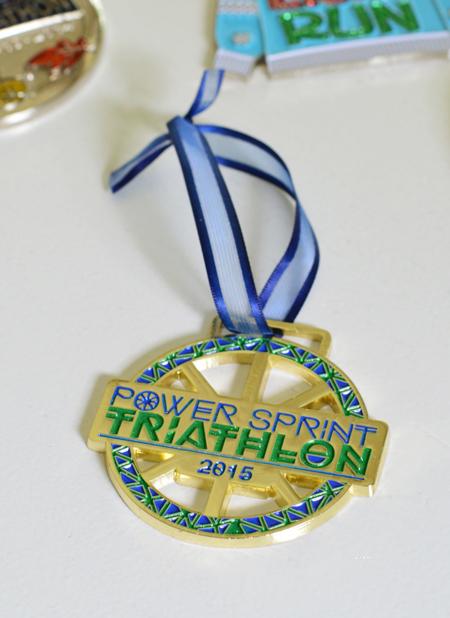 Triathlon Christmas Ornament