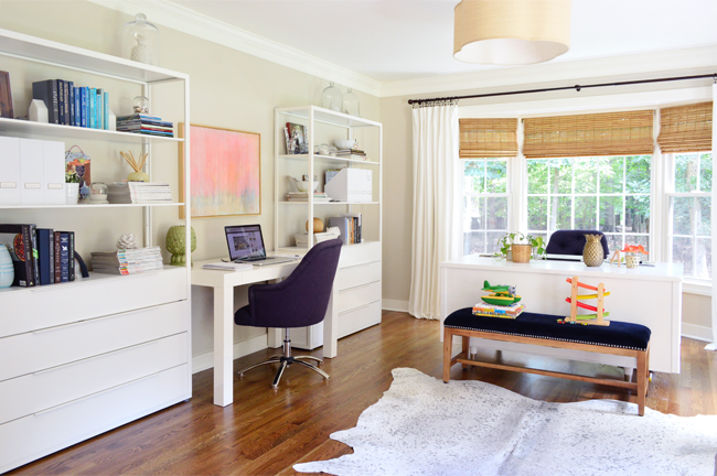 Neutral-Office-Two-Desk-Open-Shelves