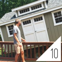 #10: Our New Shed Might Be Trying To Kill Us