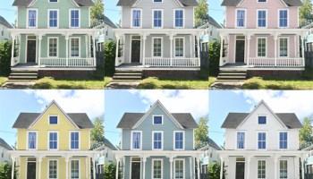 Beautiful Beach House Colors Exterior Ideas Interior Design . Image ...