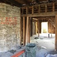 Beach House Progress: Walls Up, Walls Down, & New Floor Plans