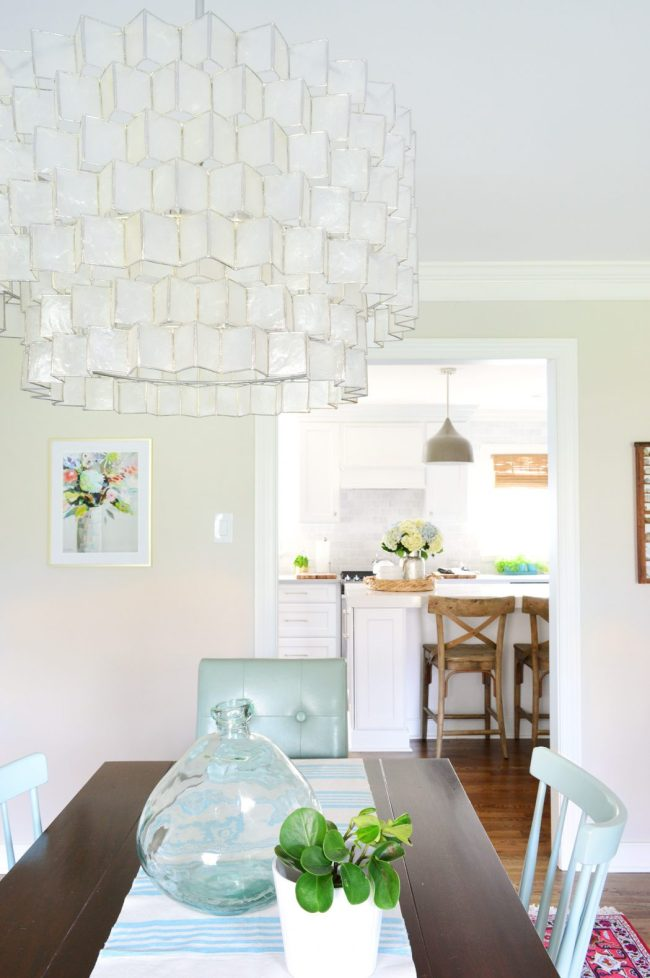 How to select light fixtures that work together without being boring