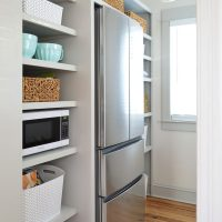 How To Make Built-In Pantry Shelves