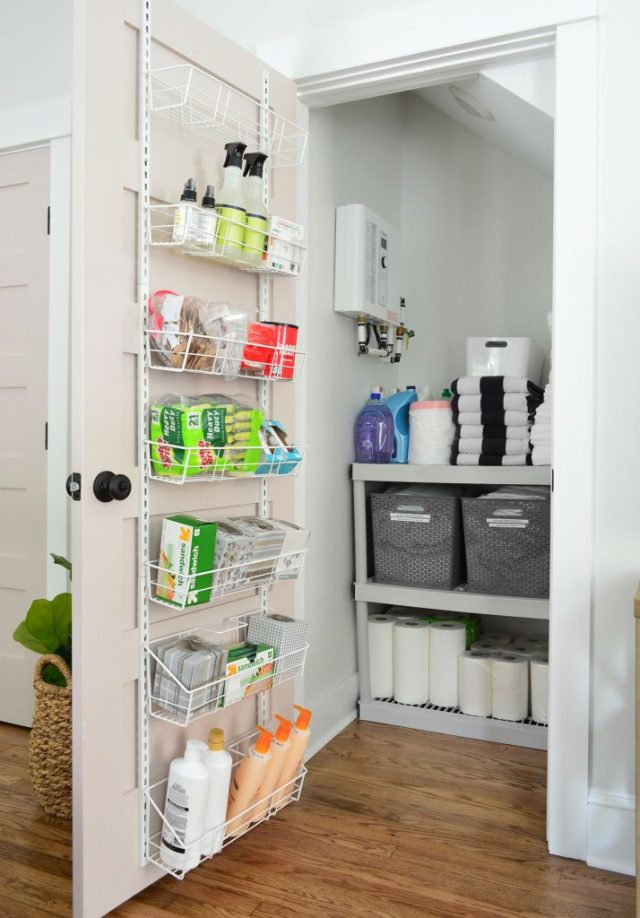 Duplex Owners Closet For Airbnb Rental