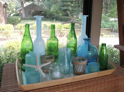 recycled-wine-bottle-used-bottle-decor