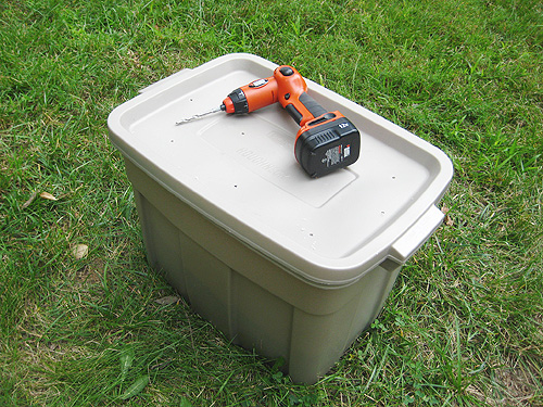 Storage Bin Compost Container - Besthomegear.com
