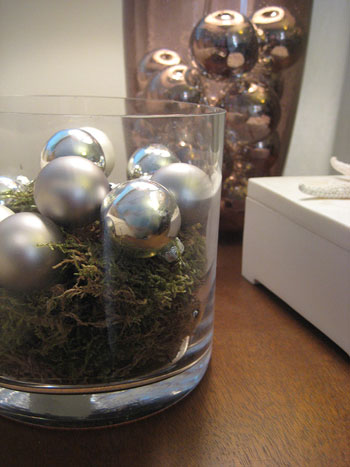 Ornaments Can Be Used To Decorate Way Beyond The Tree