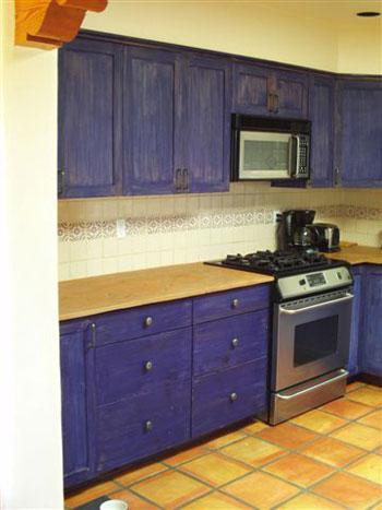 blue-cabinets-adobe-kitchen-color-consult