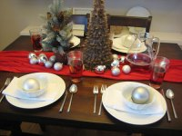 Set The Table For Christmas Dinner With Style This Holiday