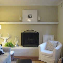 Living Room Mantel Decorating Small Rooms For Christmas One Mantle Eight Ways Different Looks Your