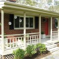 Porch painted bhg better homes and gardens challenge home depot 11