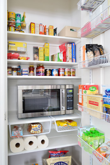 Adding Tons Of Pantry Storage  Function  Young House Love