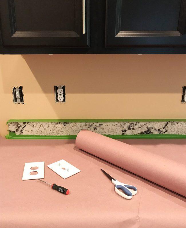 Kitchen Backsplash Youtube: How To Install A Subway Tile Kitchen Backsplash