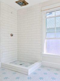 HOLY THINSET, BATMAN! The Beach House Bathrooms Are Tiled ...