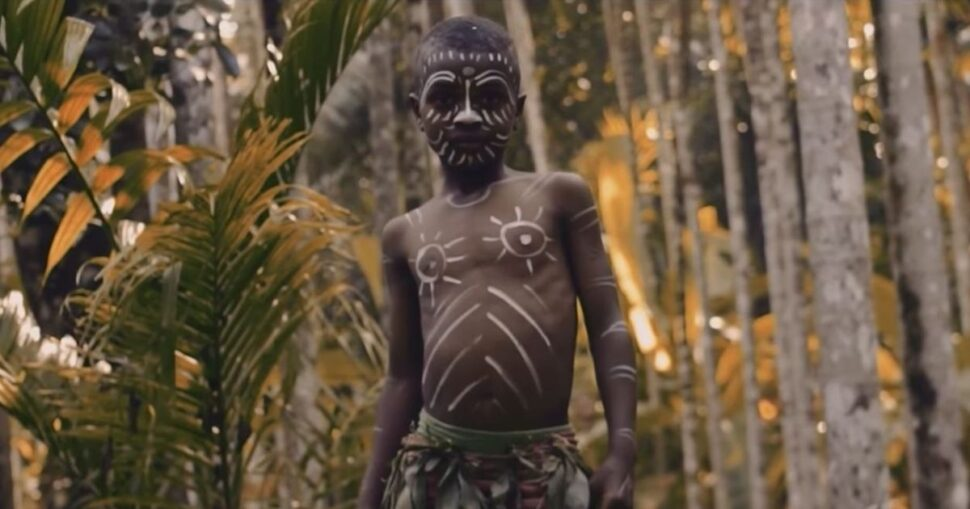 African tribe has extinct but still survives in parts of India