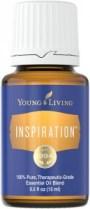 Inspiration essential oil
