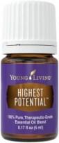 highest potential essential oil blend