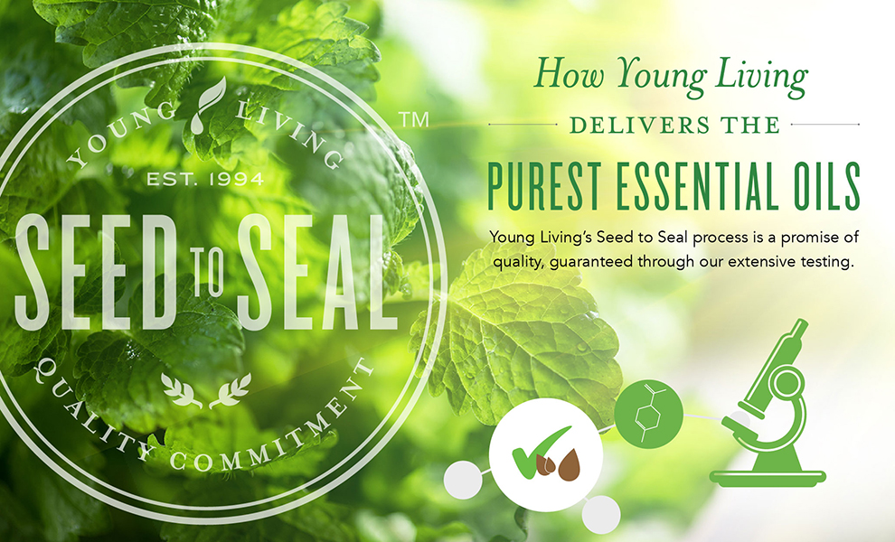 Spirit Science Quotes Wallpapers Young Living S Seed To Seal Process From Start To Finish