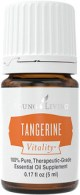 Tangerine Vitality essential oil