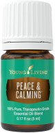 Peace and Calming essential oil benefits and uses