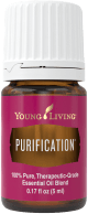 Purification essential oil 5ml bottle