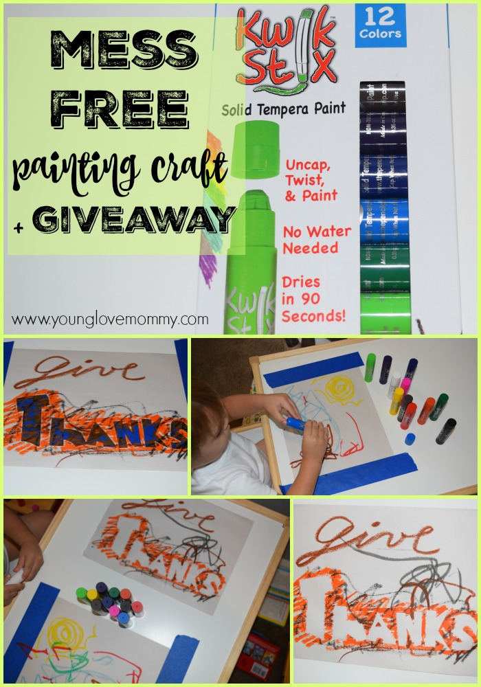 mess free painting toddler craft ideas