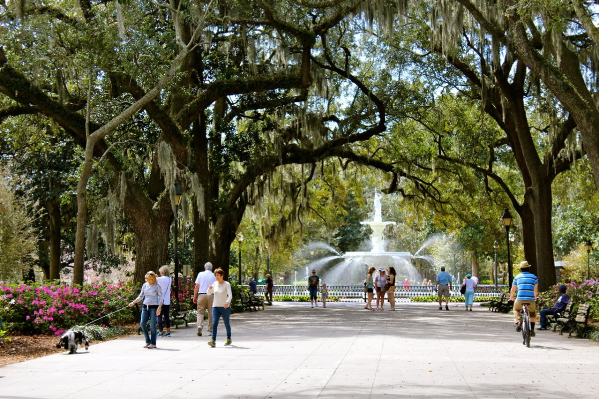 City Guide: Historic Savannah with the Family
