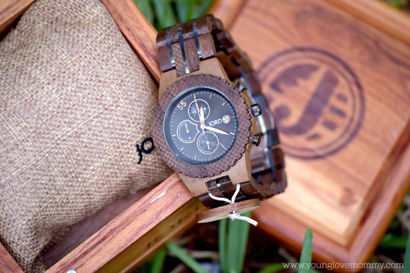Unique Gift ideas - wooden Watch from jord