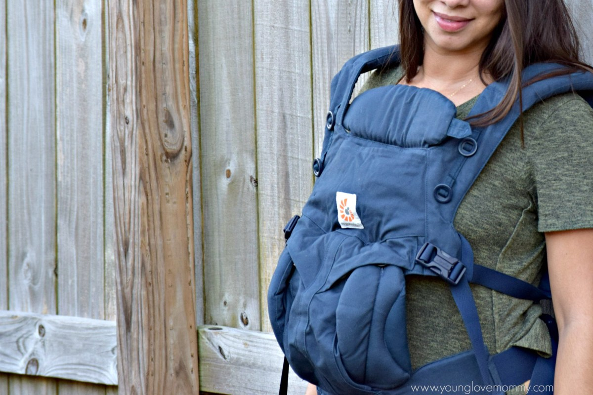 Ergobaby Omni 360 // Must Have Baby Carrier