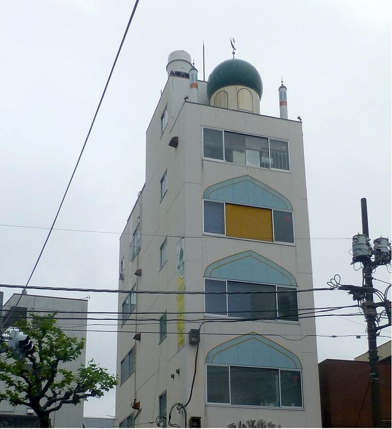 mosque-japan