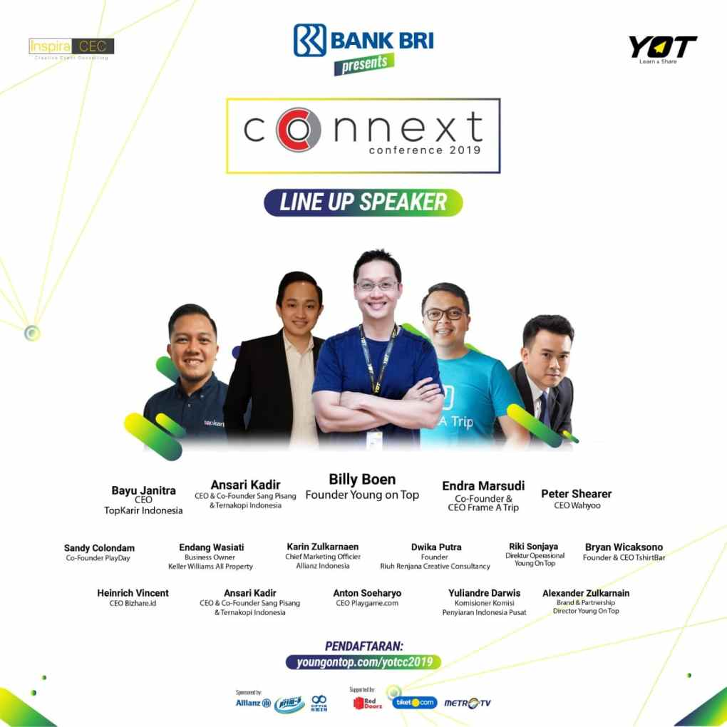 Connext Conference 2019 - Young On Top
