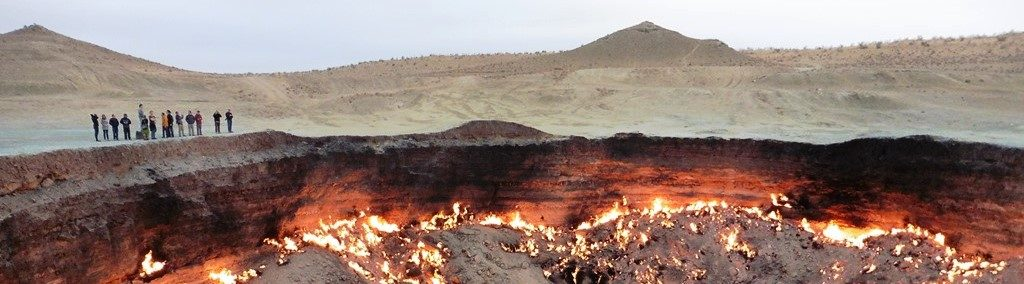 Turkmenistan Door To Hell