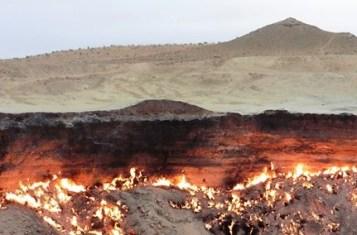 Turkmenistan Door To Hell