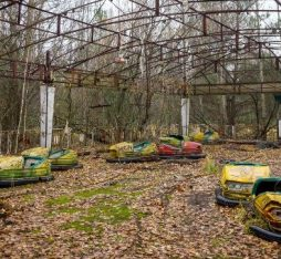 chernobyl dodgems