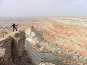 turkmenistan-canyon