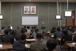 North Korean culture   North Korean Education System