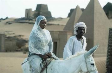 Sudan horseriding