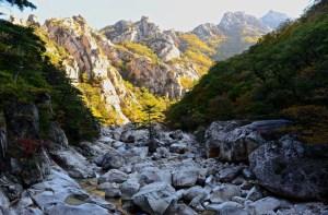 Mount Kumgang