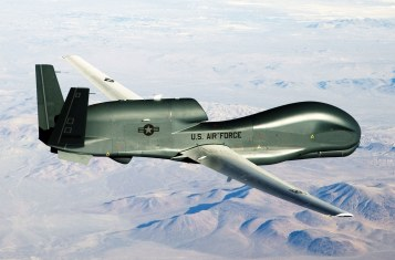 US Iran tensions; the Global Hawk drone that was shot down.