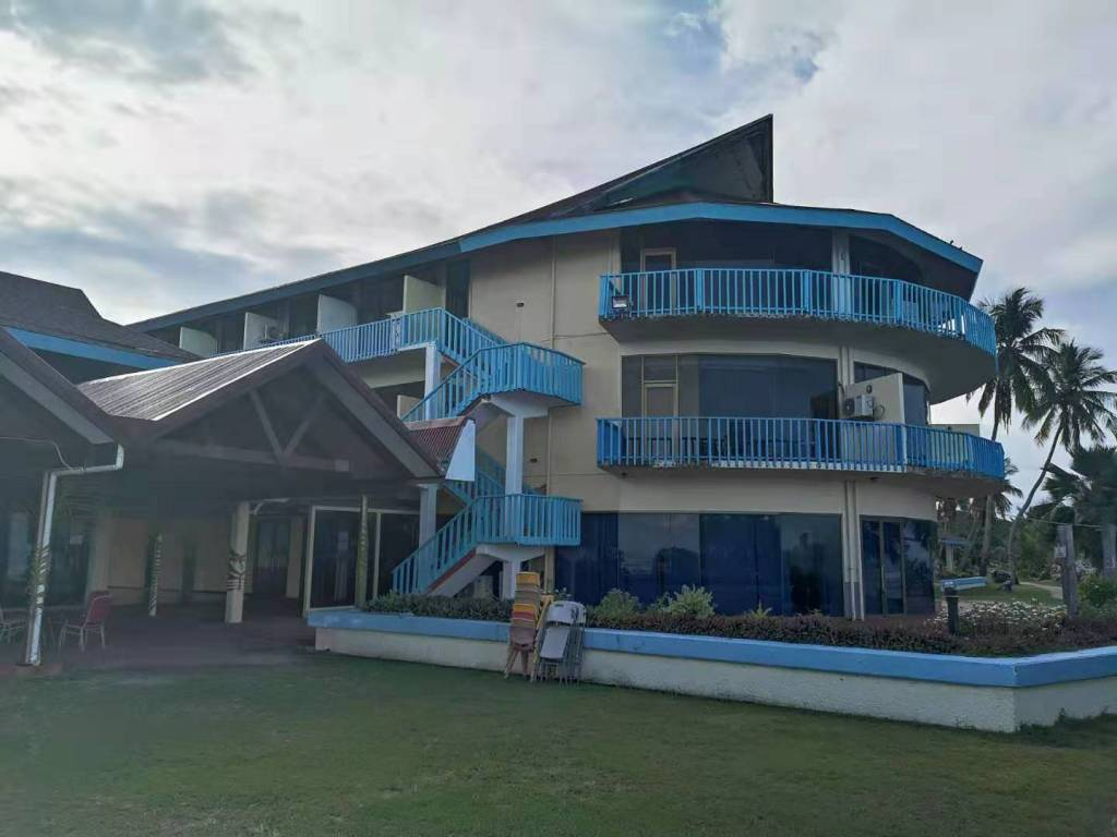 Menen Hotel in Nauru
