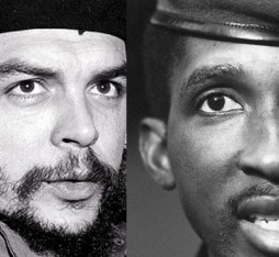 Che Guevara and Sankara